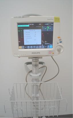 moniteur cardio-respiratoire